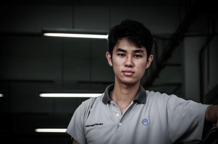 Steven Yeong